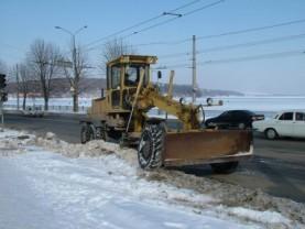 Сергій Надал зазначив, що цього року у Тернополі випало значно більше снігу, ніж у минулі роки