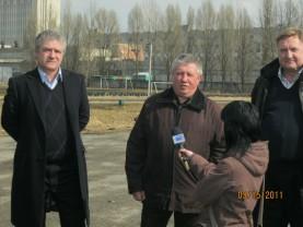 Футболіст Андрій Баль перебуває в Тернополі