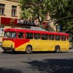 тролейбус в Тернополі