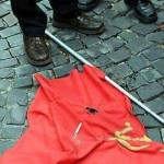 червоні прапори день перемоги 9 травня Тернопіль