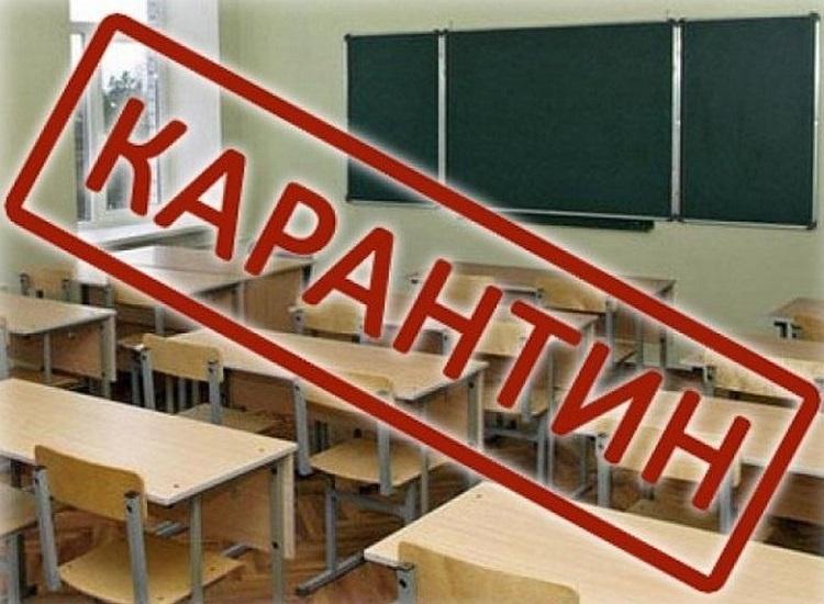 Через кір у навчальних закладах Тернопільщини вводять карантин?