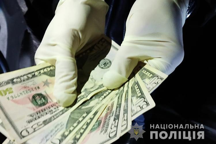 """Тернополянин хотів """"відкупитися"""" від криміналу за три тисячі доларів -  Новини Тернополя і області - За Збручем"""
